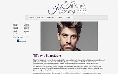 Thumbnail website tiffanyshaarstudio.nl